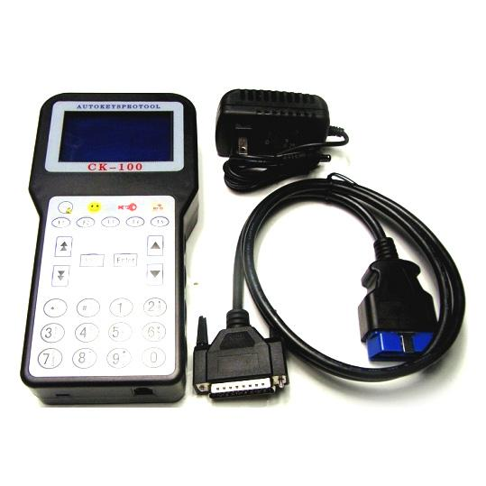 Professional CK-100 Car Key Programmer V37.01 SBB The Latest Generation