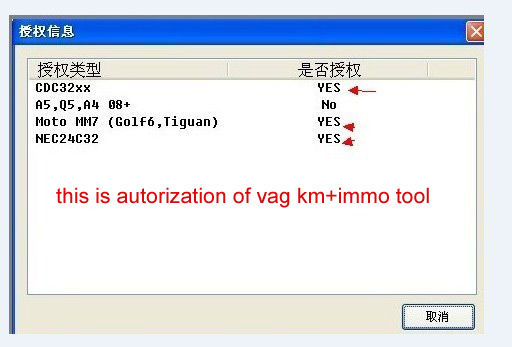 Vag Km + Immo Mileage Correction Equipment With Digimaster 18 V1.8.2