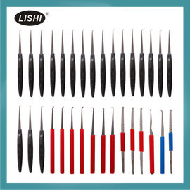 Lishi Lockpick Auto Locksmith Tools Set 33 in 1 New Add Renaul Fr and Geely