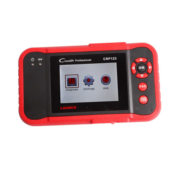 Launch X431 Scanner CRP123 ABS SRS Transmission And Engine Update Via Internet