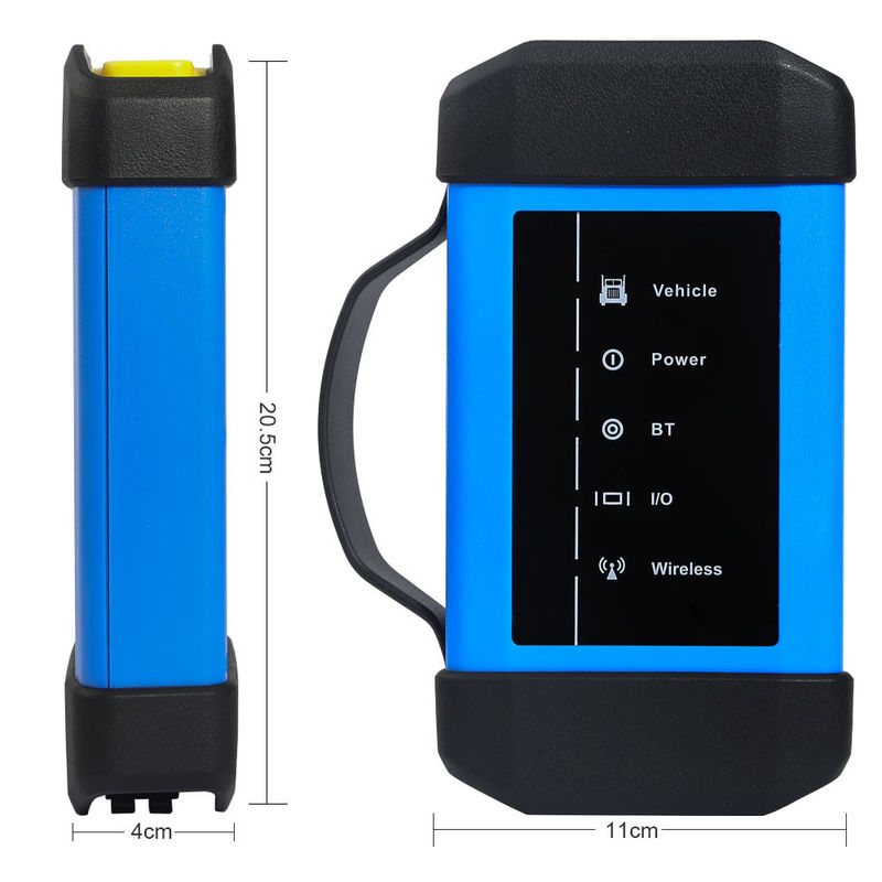 Wifi Bluetooth Heavy Duty Truck Diagnostic Tool Original Launch X431 V+ HD3