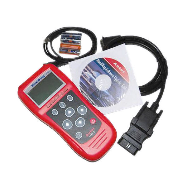 Transmission ABS Diagnostic Engine OBD2 Scanner Codes , MaxiScan US703